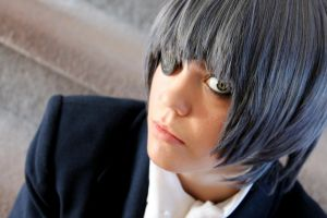 Ciel Phantomhive: The Young Master by AxisRivers