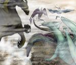 Rise Of The Drackens Dragon Nest by Zya-9