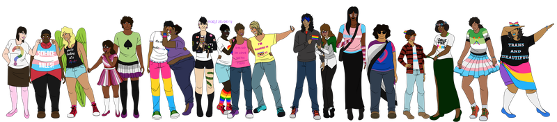 Pride 2017 by PicklePieCow