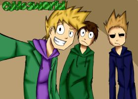 EDDSWORLD FANART HO by YwiiOax