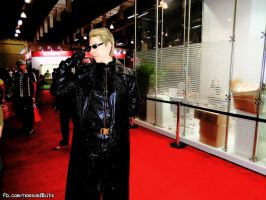 Wesker Cosplay :: After all this time by IKevinXSer