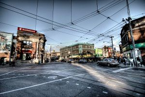 Broadview and Gerrard by smedly