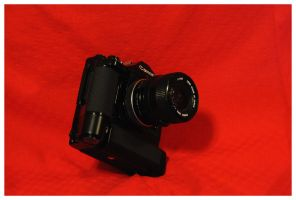 Canon A-1 by dermamred