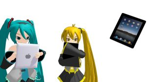MMD iPad Download by 9844