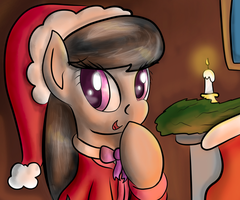 Christmas Tavi by manfartwish