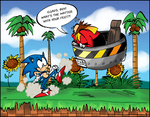 Sonic 4 by thweatted
