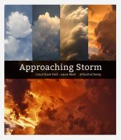 Approaching Storm - Cloud Stock Pack by PoultryChamp