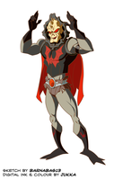 Hordak by Jukkart