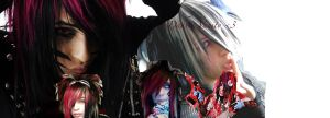 Dahvie Vanity Collage by Rose-One-of-a-kind