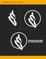 EnginDesign Logotype by engin-design