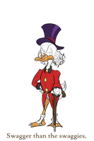 We call him Scrooge by Keentao