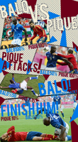 BALOTELLI VS PIQUE by InternazionaleSFA