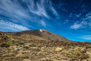 Glorious Teide by attomanen