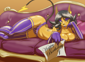 Happy birthday to me!! by jaxruger