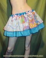 Popples Skirt by RedheadThePirate