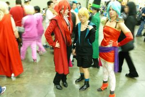 Otakon 2012 Cosplayers - Moment of Sheer Beauty by LordNobleheart