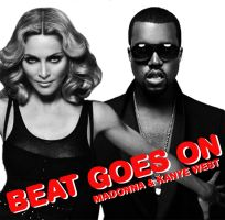Beat Goes On single cover by Ludingirra