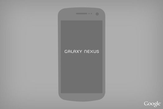 Minimalist Galaxy Nexus by raintomista