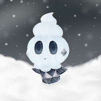 Vanillite's Powder Snow by Detective-May