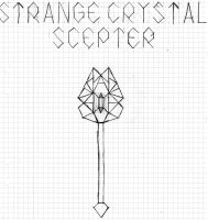 Strange Crystal Scepter by Calexio3