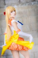 Sailor Venus Cosplay 6 by pink-hika