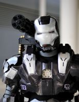 Warmachine cosplay 3 by Sandman-AC
