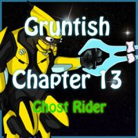 Gruntish Chapter 13 by saiyan-frost
