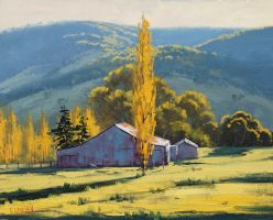 Autumn Light by artsaus