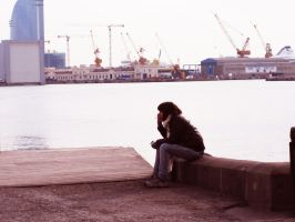 .lonely. by danseKat