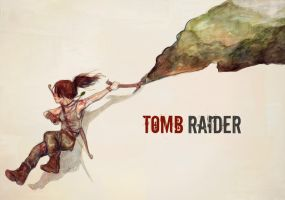 Tomb Raider by K-127