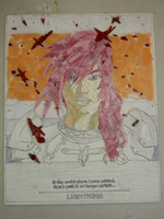 Lightning Farron Stained Glass Part 7 by Co-Swagster