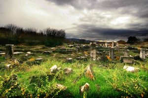 AfterRainAphrodisias4 by sabahattinkayis