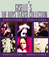 G's The Boys Teaser Collection by sonelf