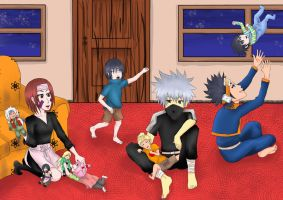 Narufest: Baby Sitting by Carrere6