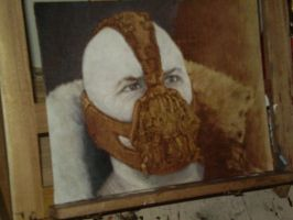 Bane Flemish oil painting by evan3585