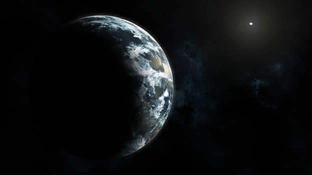 Lonely Planet 2 by WraithRealm