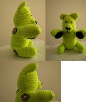 Prototype teddy-bear design by servetej