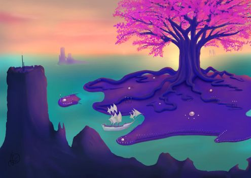 The Great Tree by FayBycroft