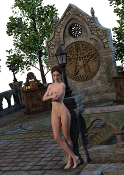 Final Nude of Arianna by Atlantean6