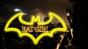 Batgirl cosplay wp 2 by SWFan1977