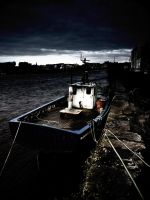 Ship in Galway by m3j