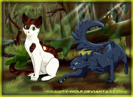 Jaypaw's Morning Class by Insanity-wolf