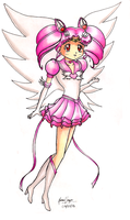 Eternal Sailor Chibimoon by miserable-dreamer