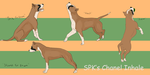 SPK's Chanel Inhale Obedience Titles by StarPowerEnt
