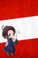 Hetalia iWallpapers - Austria by Dreamweaver38