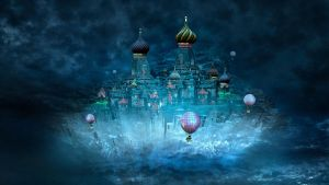 Dreamcity by PEWOB