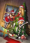 Zenescope GFT Holiday Special, G. Cafaro by sinhalite