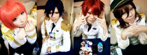 Uta No Prince Sama Debut ! - RAINBOW DREAM by thebakasaru