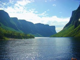 Gros Morne View 2 by RuralCrossroads360