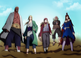 kages by AresZxx
